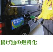 揚げ油の燃料化