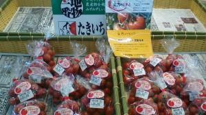 北川さんちのトマト